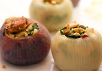roasted stuffed onions Recipe