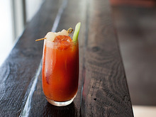 North End Grill's Bloody Smoky Recipe