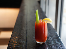 North End Grill's Bloody Mary Mix Recipe