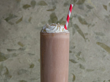 Spicy Chocolate Pumpkin Milkshake Recipe