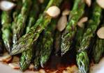 Roasted Asparagus with Balsamic Soy Browned Butter Recipe