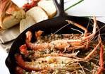 Roasted Garlic Killer Shrimp Recipe