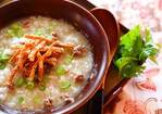 Beef Congee (Rice Porridge) Recipe