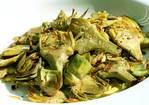 Fried Baby Artichokes Recipe