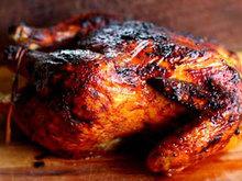 Smoked Paprika Roasted Chicken Recipe