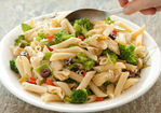 Artichoke and Broccoli Pasta Salad Recipe