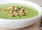 Creamy Spring Asparagus Soup Recipe