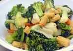 Steamed Vegetables With Honey Sesame Dressing Recipe