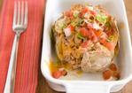 Twice-Baked Tex-Mex Potato Recipe