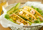 Shrimp Tacos with Fresh Pineapple Salsa Recipe