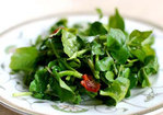 Wilted Watercress Salad Recipe