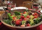 Strawberry and Spinach Salad with Sweet French Dressing Recipe