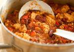 Tempeh Bell Pepper Chili Recipe