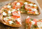Quick Pizza Margherita Recipe
