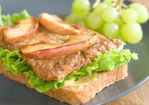 Apple and Tempeh Sandwiches Recipe