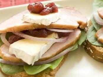 1911_open_face_ham_sandwiches