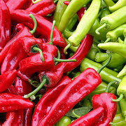 Red-green-chili-peppers