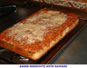 Manicotti