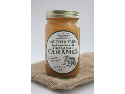 FoodShed - Cajeta, Goat's Milk Caramel, Dulce de Leche, Handmade by ...