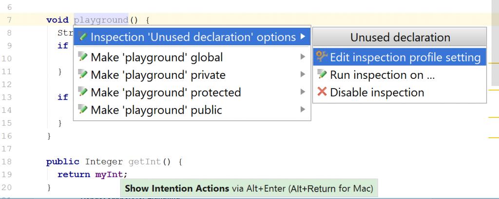 unused-code-detection