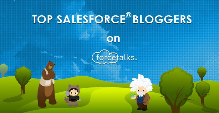 Top Salesforce Bloggers 2017