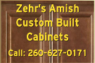 Zehr's Amish Custom Built Cabinets