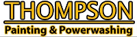 Thompson Painting & Power Washing