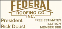 Federal Roofing Company, Inc.