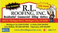 R.L. Roofing, Inc.