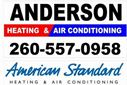 Anderson Heating & Air Conditioning LLC