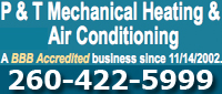 P & T Mechanical Heating & Air Conditioning