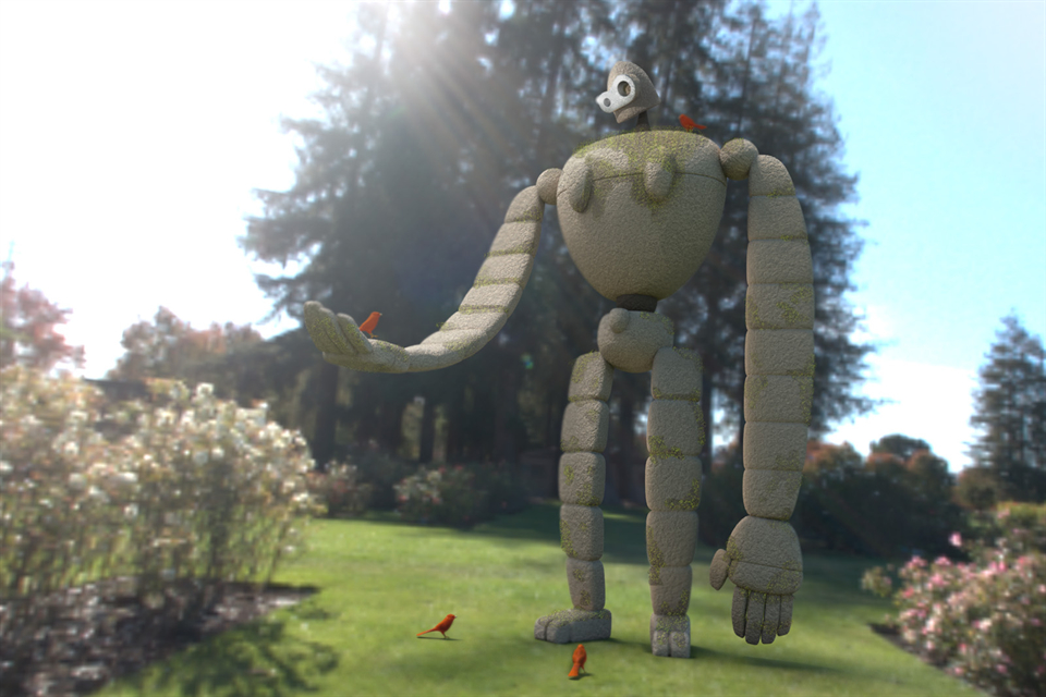 image gallery miyazaki robot. Black Bedroom Furniture Sets. Home Design Ideas