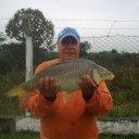 Foto de Carpa - um orgulho imenso de pegar um belo peixe em uma vara de 2 metro e meio