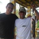 Foto de Pintado - traira pega e solta na pousada toca do peixe