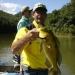 Foto de Acará - Pescaria feita na represa de Nazaré Paulista com o amigo Shark e com o piloteiro Wagner Ivo.