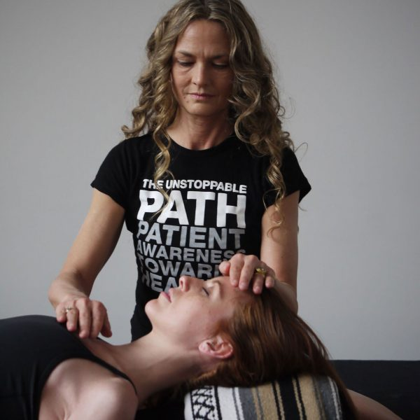 Energy healing modality