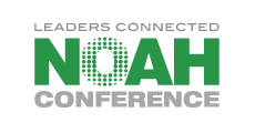 Sixth Annual NOAH London Internet Conference. logo