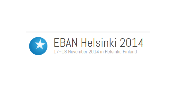 13th European EBAN Conference logo
