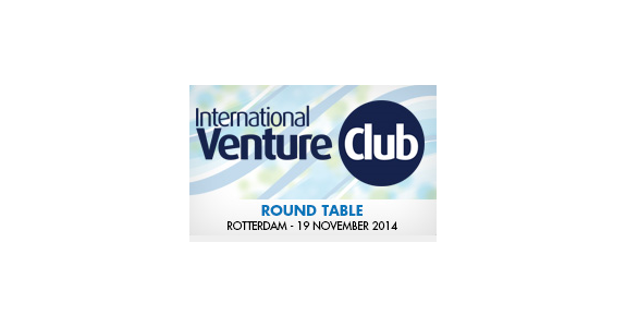 IVC Investor Round Table Rotterdam 'A Vision For Venture Investment  and Funding in 2025'  logo