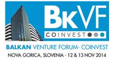 Balkan Venture Forum: COINVEST Edition logo