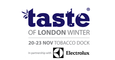 Taste of London Winter logo