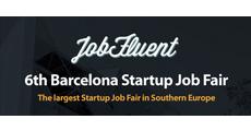Jobfluent: 6th Barcelona Startup Job Fair logo
