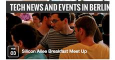 Silicon Allee Breakfast Meetup logo