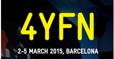 4YFN: Connecting Startups logo
