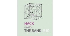 Hack – Make – The Bank #10 logo