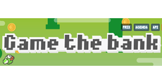 Game the Bank logo