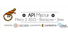 API Meetup Barcelona: Mobile Edition with @TwitterDev hosted by 3scale logo
