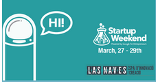 7th Valencia Startup Weekend: Spring Edition logo