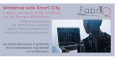 Workshop tematico: Smart City logo