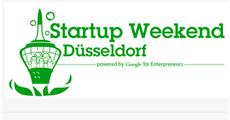 Dusseldorf StartupWeekend 04/2015 logo